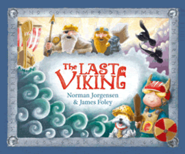 The Last Viking by Norman Jorgensen and James Foley