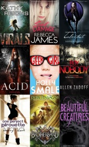 2014 Older Readers Covers 1