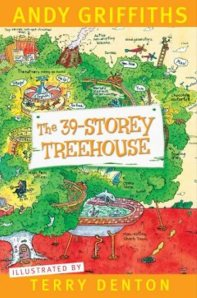 39-Storey Treehouse by Andy Griffiths