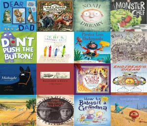 Picture Book Covers 2015